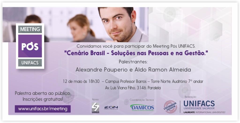 CONVITE_MEETING 2º evento